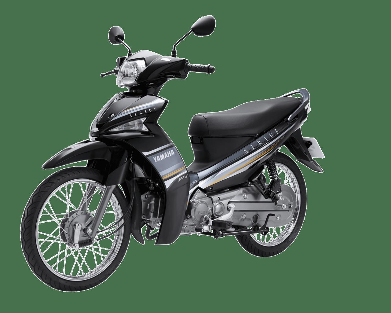 Yamaha Sirius FI phanh cơ