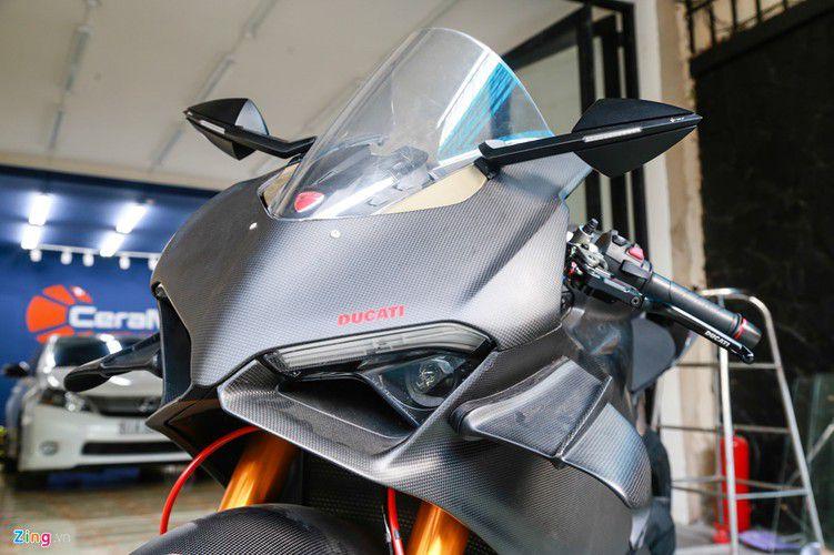Dan choi Sai Gon chi 800 trieu do Ducati V4 S thanh V4 R-Hinh-2
