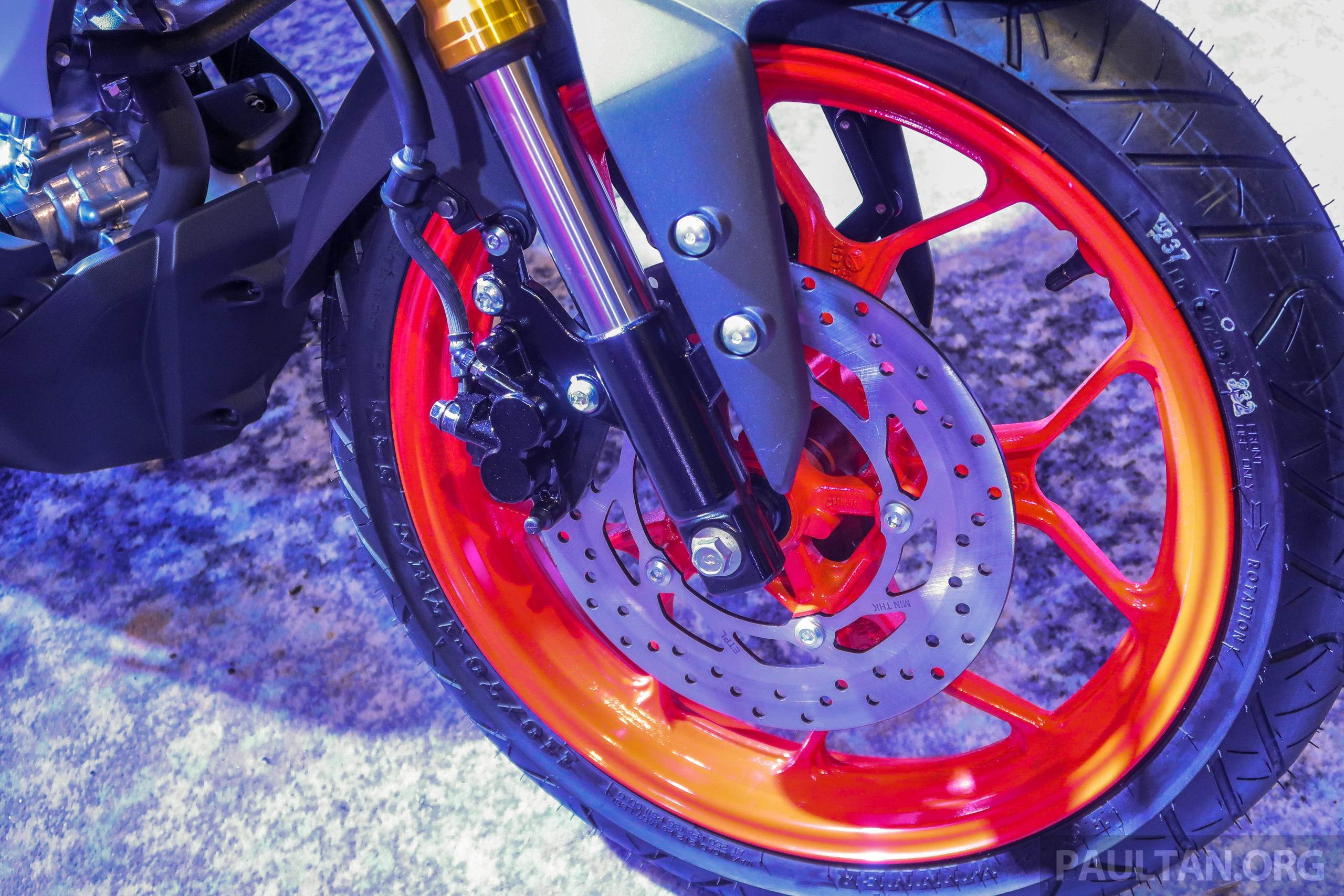 Yamaha MT-15 2021 ra mat anh 3