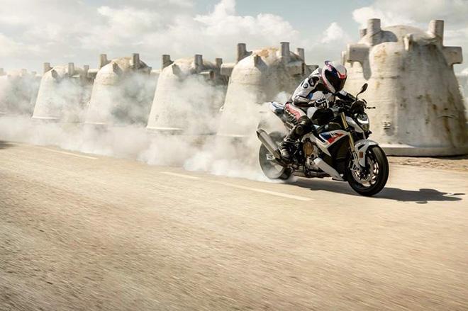 BMW S1000R 2021 ra mắt: nhiều nâng cấp ấn tượng - 2